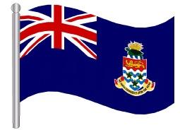 דגל איי קיימן - Cayman Islands flag