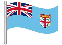 דגלון פיגי - Fiji flag