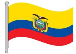 דגל אקוודור - Ecuador flag