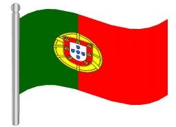 דגלון פורטוגל - Portugal flag