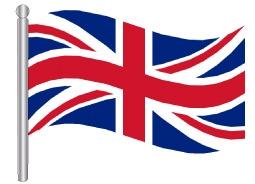 דגלון בריטניה - United Kingdom flag