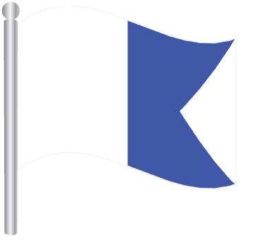דגל אלפא - ALPHA FLAG