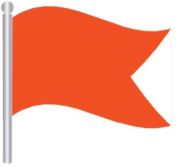 דגל בראבו - BRAVO FLAG