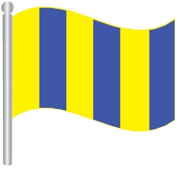 דגל גולף - Golf Flag
