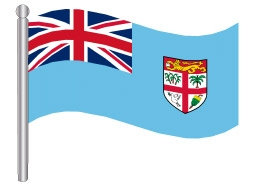 דגל פיג'י - Fiji flag