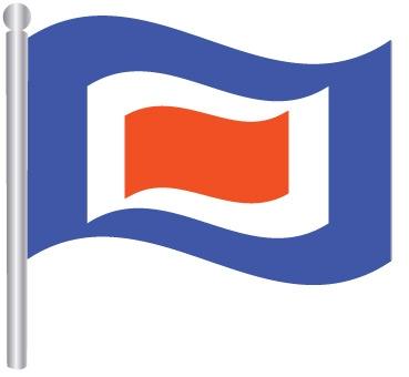 דגל ויסקי -  Whiskey Flag