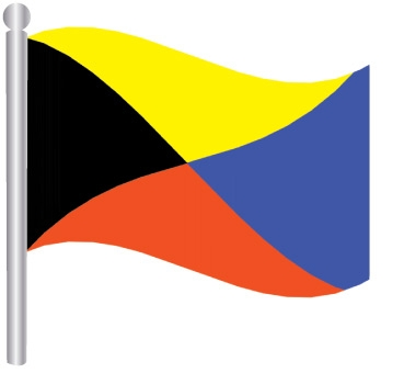 דגל זולו - Zulu Flag
