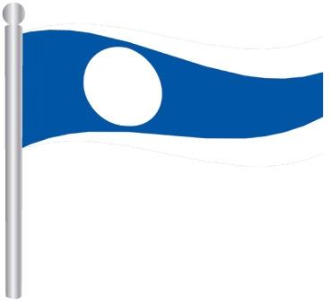 דגל ספרה 2 -  Flag Number 2