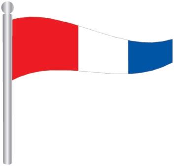 דגל ספרה 3 -  Flag Number 3