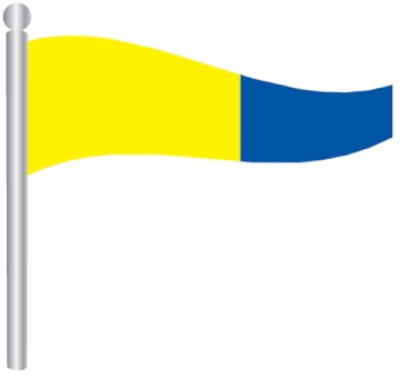 דגל ספרה 5 -  Flag Number 5