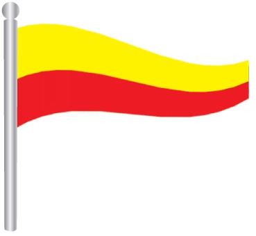 דגל ספרה 7 -  Flag Number 7