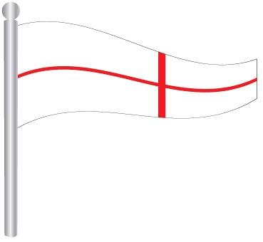 דגל ספרה 8 -  Flag Number 8