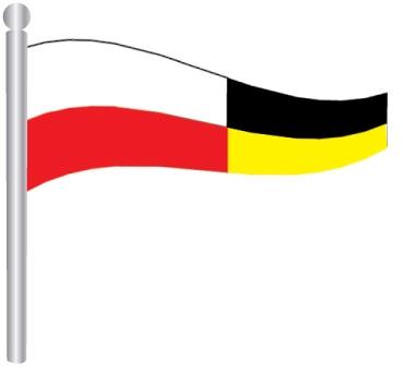 דגל ספרה 9 -  Flag Number 9