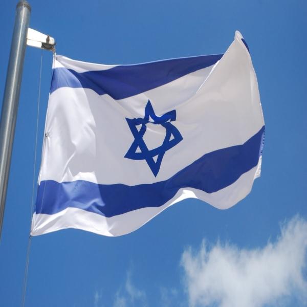דגל ישראל במידות שונות (ייבוא) -למחירים ולמידות נוספות לחץ כאן - תמונה 1