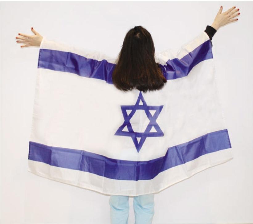 חולצת דגל