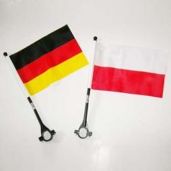 מתקן דגל לאופניים(מחיר ללא דגלון)