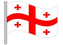 דגל גאורגיה - Georgia flag