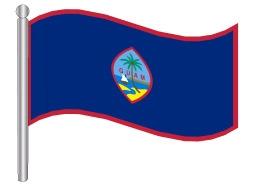 דגל גואם - Guam flag