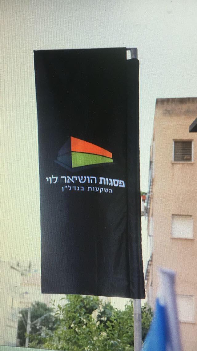 דגל סיני גימור לפי בחירה אפשרות השכרת תורן!!! - תמונה 4