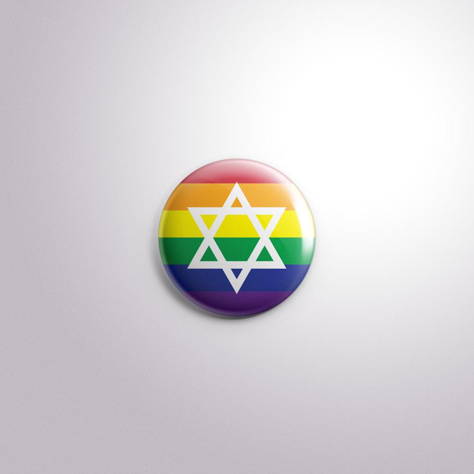 סיכת גאווה ישראל