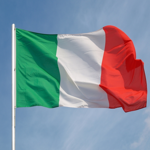דגל איטליה - Italy flag