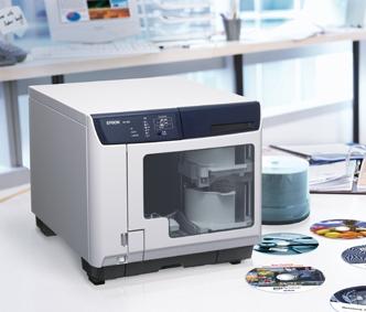 מדפסת צורב מדפיס אפסון  Epson DiscproducerTM PP-100 II