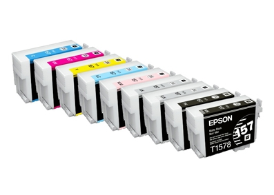 מחסניות דיו מקורי למדפסת אפסון דגם EPSON R3000