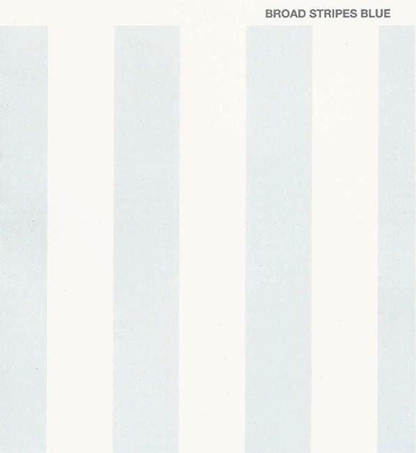 טפט להדבקה עצמית - פסים כחול-לבן
