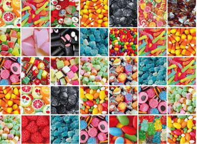 טפט להדבקה עצמית - Candy