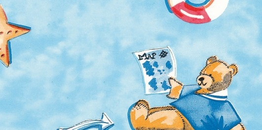 טפט להדבקה עצמית - Bears