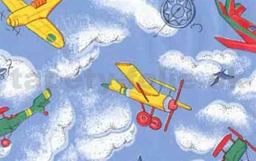 טפט להדבקה עצמית - Airplane