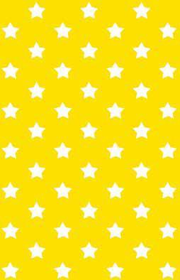 טפט להדבקה עצמית - Stars yellow