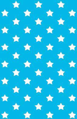 טפט להדבקה עצמית - Stars blue