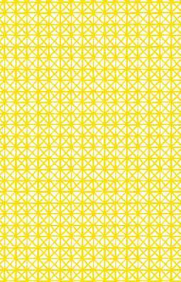 טפט להדבקה עצמית - Andy yellow