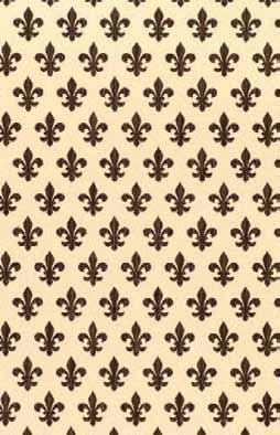 טפט להדבקה עצמית - Lily brown