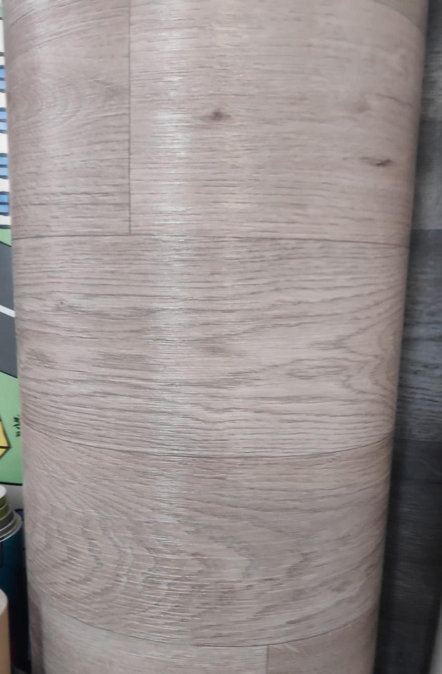 פי.וי.סי דמוי עץ 1