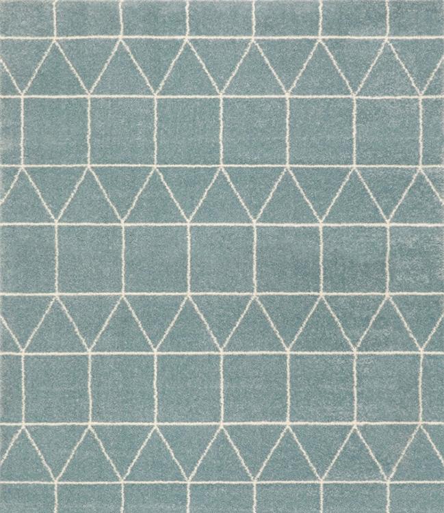 שטיח מרובעים ומשולשים