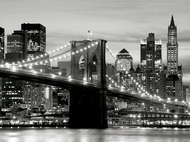 תמונת טפט סן פרנסיסקו - San Francisco Black&White