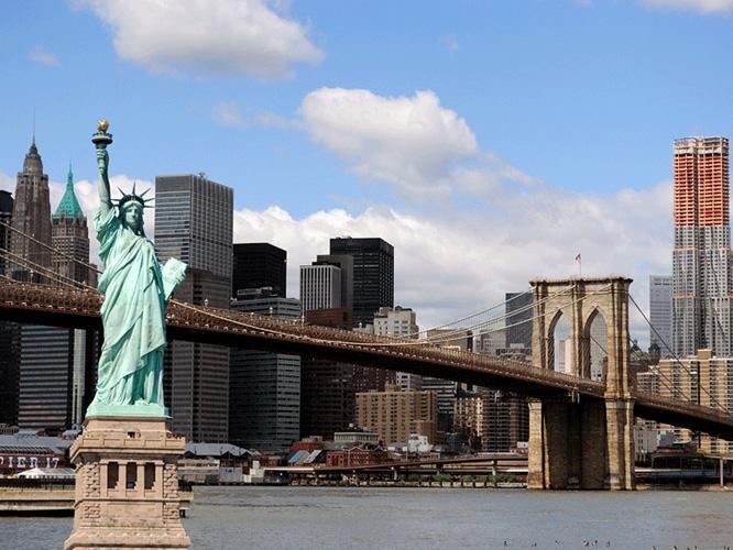 תמונת טפט פסל החירות - The Statue of Liberty