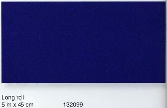 טפט קטיפה כחול להדבקה עצמית