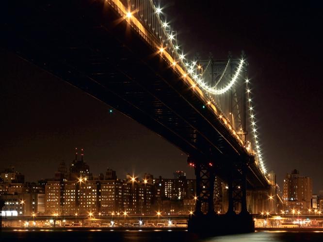 תמונת טפט של גשר הזהב - The Golden Gate Bridge