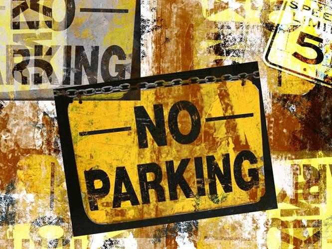 תמונת טפט תמרור - No Parking