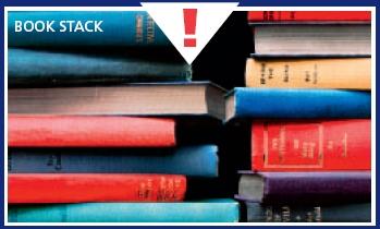 טפט להדבקה עצמית - ערימת ספרים