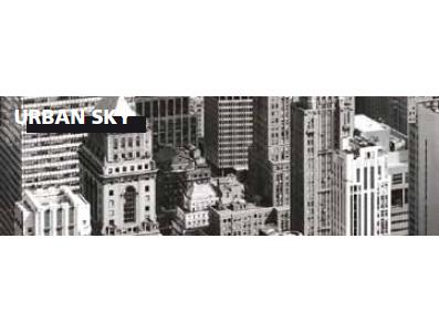 טפט להדבקה עצמית Urban sky