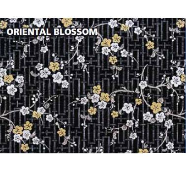 טפט להדבקה עצמית - Oriental Blossom