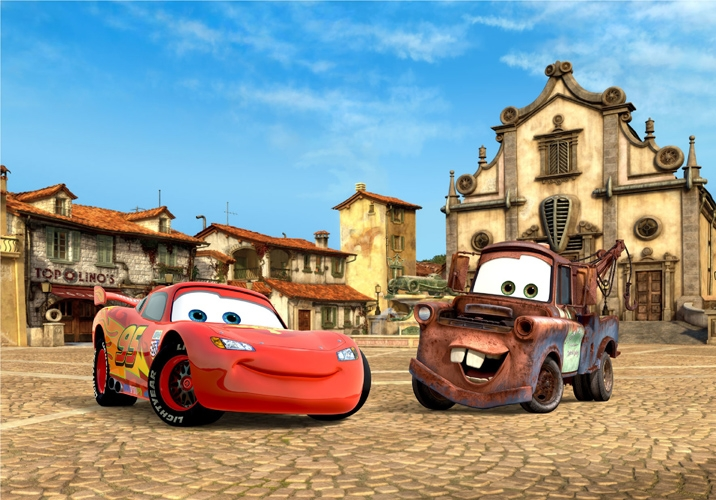 תמונת טפט דיסני - מכוניות