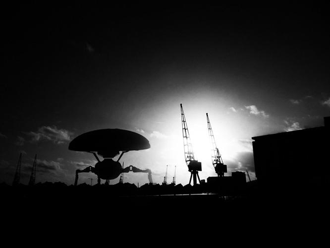תמונת טפט חללית - Spaceship