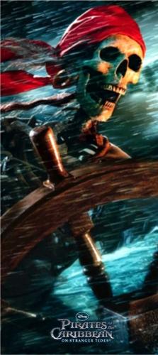 תמונת טפט דיסני - שודדי הקאריביים
