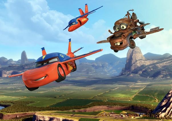 תמונת טפט דיסני -מכוניות