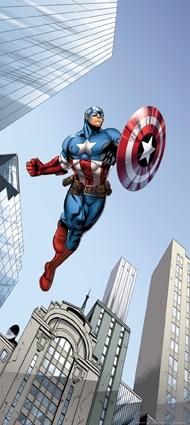 תמונת טפט דסני - קפטן אמריקה
